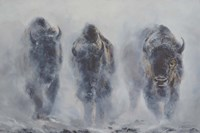 Giants in the Mist Fine Art Print