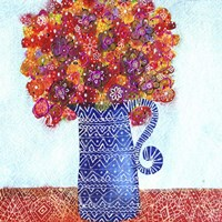 Flower Jug Fine Art Print