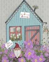 Gardeners Journal Fine Art Print