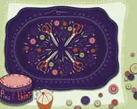 Sewing Tray Fine Art Print