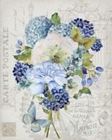 Bouquet Francais C Fine Art Print
