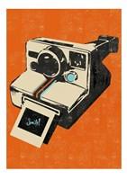 Instamatic Camera Fine Art Print
