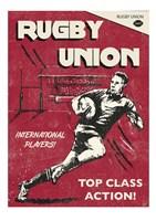 Rugby Fine Art Print