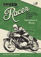 Speed Racer Fine Art Print