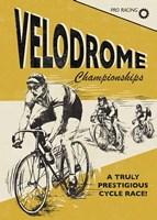 Velodrome Fine Art Print