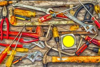 Tools Of the Trade 1 Fine Art Print