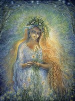 Lady Galadriel Fine Art Print