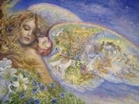 Wings Of Love Fine Art Print