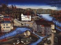 Charles Mill Fine Art Print