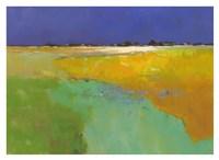 Colourful Land Fine Art Print