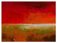 Incredibly Red Fine Art Print