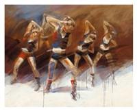 Dance Up Fine Art Print