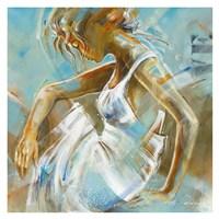Ocean Breeze I Fine Art Print