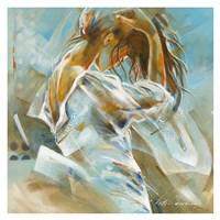 Ocean Breeze II Fine Art Print