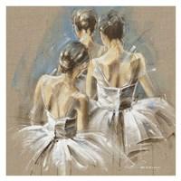 White Dress IV Fine Art Print