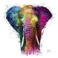 Africa Pop Fine Art Print