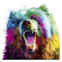 Bear Pop Fine Art Print