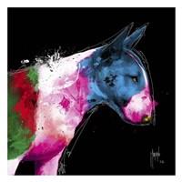 Bull Pop Fine Art Print