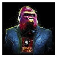Gorille Fine Art Print