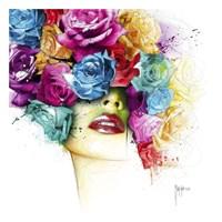 La Vie en Rose Fine Art Print