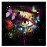 Le miroir de l'ame Fine Art Print