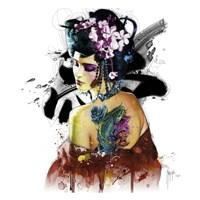Memoirs of a Geisha Fine Art Print