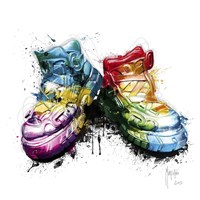 My Shoes Fine Art Print