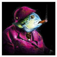 Oncle Sushi Fine Art Print