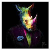 Rhinoceros Fine Art Print