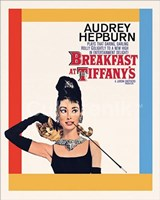 Breakfast at Tiffany's Fine Art Print