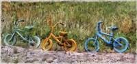 Tri Bike Fine Art Print
