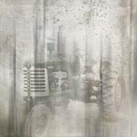 Antique Farm 24 Fine Art Print
