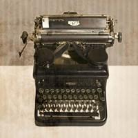 Typewriter 02 Royal Fine Art Print