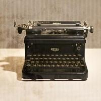 Typewriter 03 Royal Fine Art Print