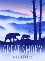Great Smoky Mountains Fine Art Print