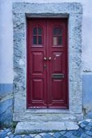 Lisbon Door 2 Fine Art Print