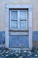 Lisbon Door 3 Fine Art Print