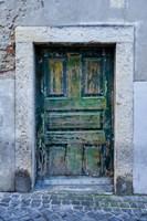Lisbon Door 4 Fine Art Print