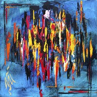 Abstract Amalgam 2 Fine Art Print