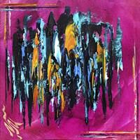 Abstract Amalgam 3 Fine Art Print