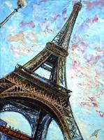 Big Bus Paris Fine Art Print
