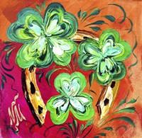 Irish Good Luck Fine Art Print