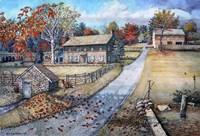 Little Brook Farm Fine Art Print