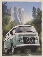 Vans Across America: Peace Fine Art Print