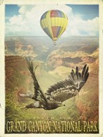 Canyon Rim Fine Art Print
