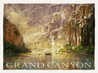 Grand Canyon Colorado River Fine Art Print