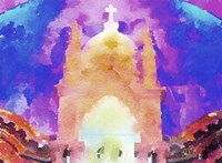 Acapulco Cathedral Fine Art Print