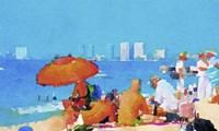 Beach Boys Fine Art Print