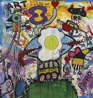 Art Lover Fine Art Print