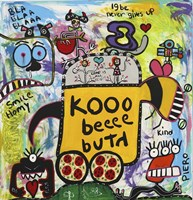 Koo Bee Fine Art Print